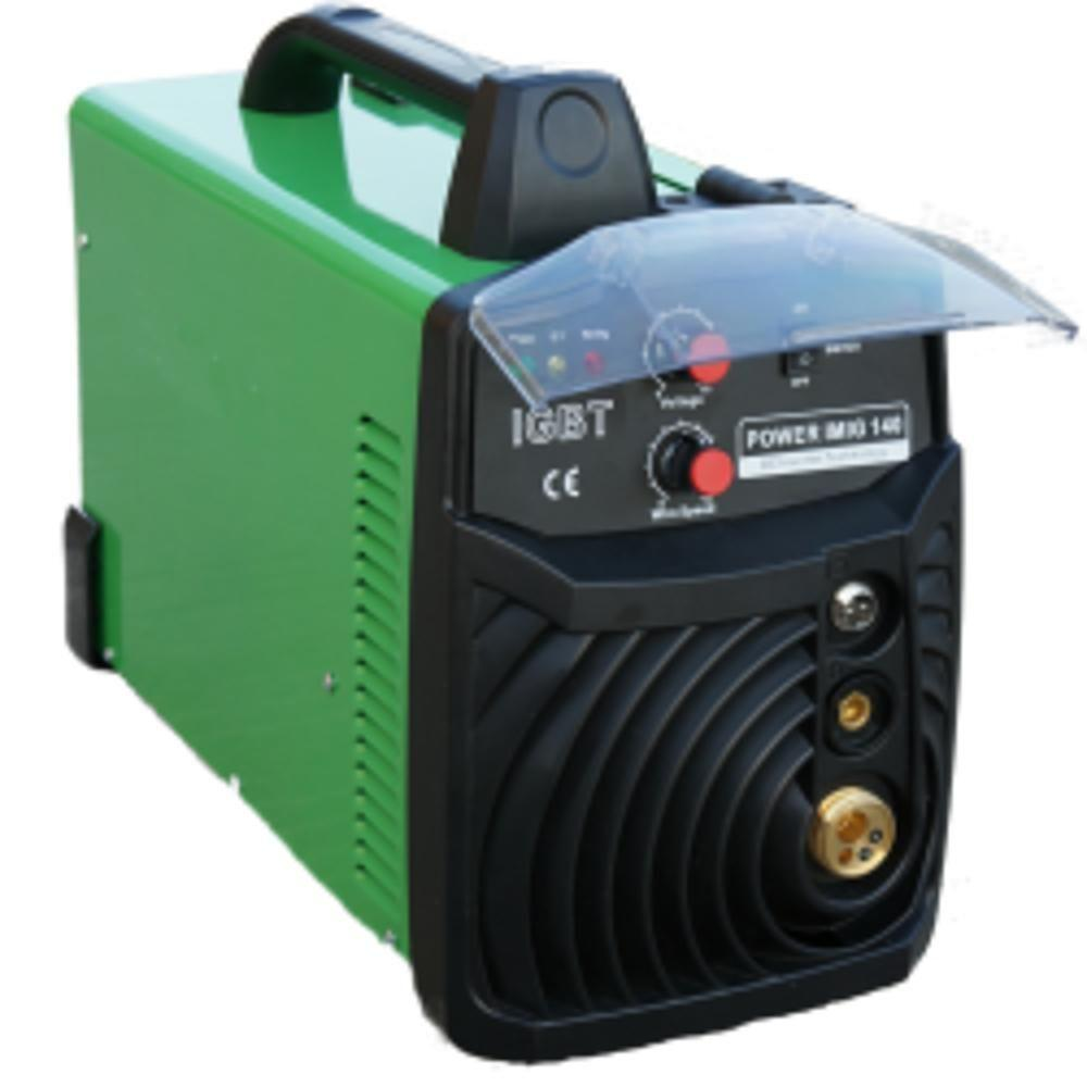 Everlast Mig Welder Poweri 140e The Home Depot Allows Power To Green Output Wire Low Speed Fan