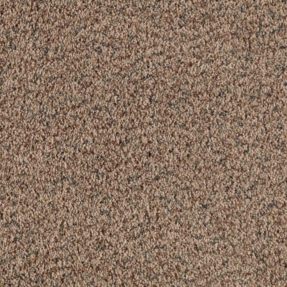 null Shakedown - Color Soft Suede Twist 12 ft. Carpet