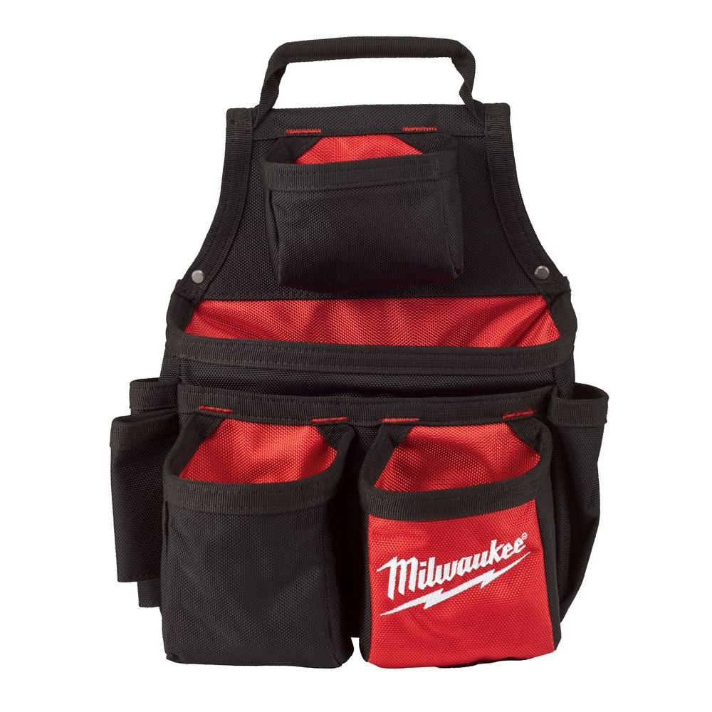Milwaukee 13 In Carpenters Pouch 48 22 8121 The Home Depot
