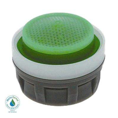 1.5 GPM Small-Size PCA Water-Saving Aerator Insert with Washers