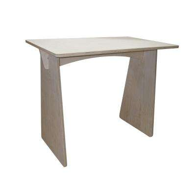 Knock Down Plywood Desk