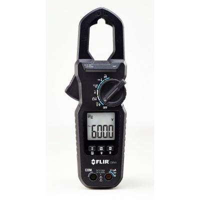 Professional 400 Amp True RMS ClAmp Meter with Accu-Tip and Temperature Measurement