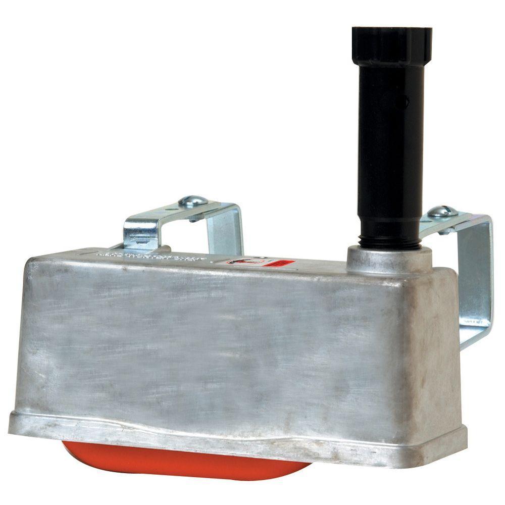 7.5 in. x 3 Aluminum Trough-O-Matic Anti-Siphon Float Valve