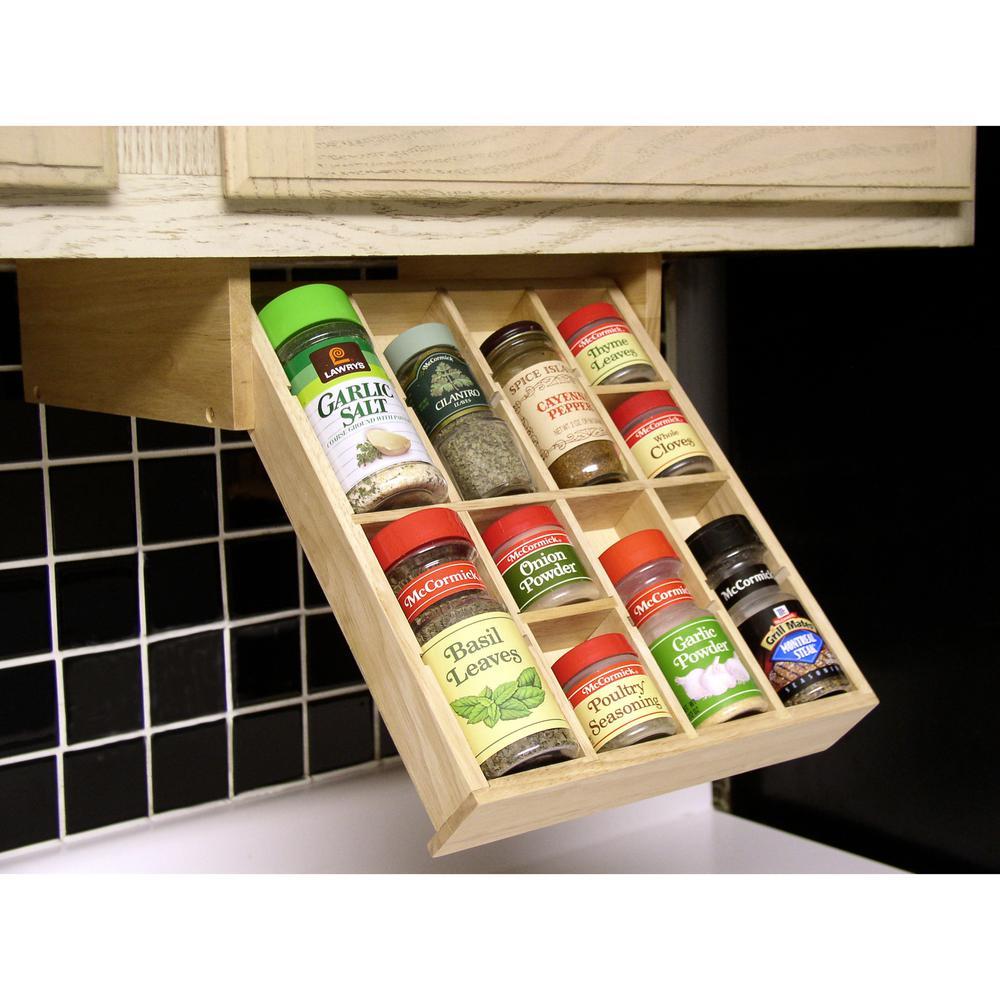 Spice Racks & Jars - Kitchen Storage & Organization - The Home Depot