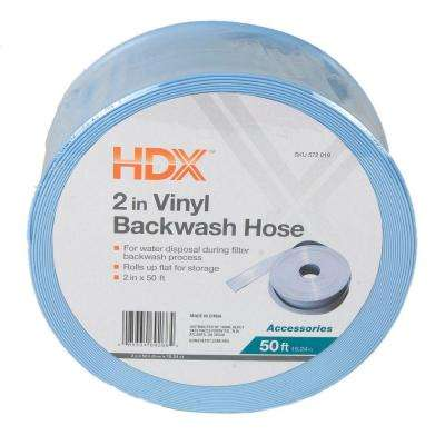 50 ft. x 2 in. Backwash Hose