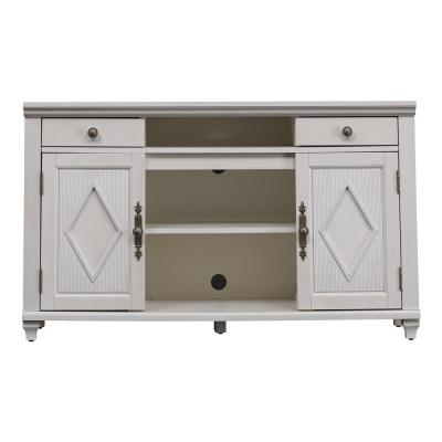 Swedish Classics Baltic White TV Stand (Fits TVs up to 55 in.)