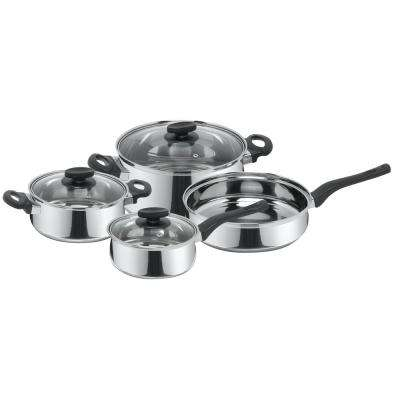 Deliss 7-Piece Stainless Steel Cookware Set
