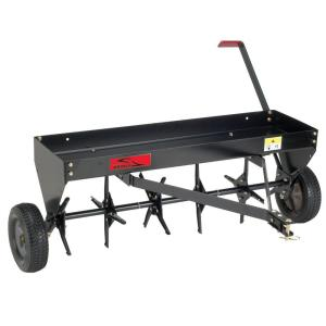 Brinly-Hardy 40 inch Tow-Behind Plug Aerator by Brinly-Hardy