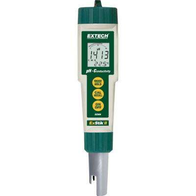 ExStik II pH/Conductivity Meter