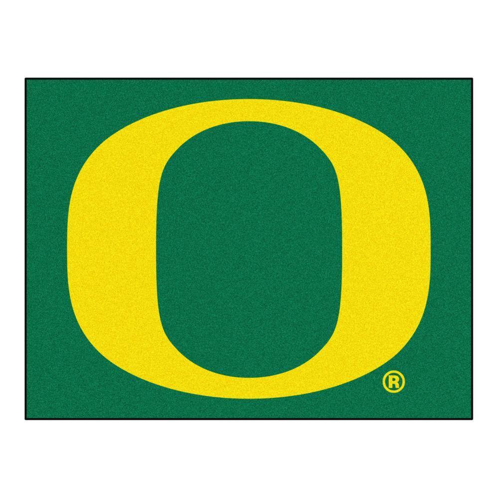University of Oregon 2 ft. 10 in. x 3 ft. 9
