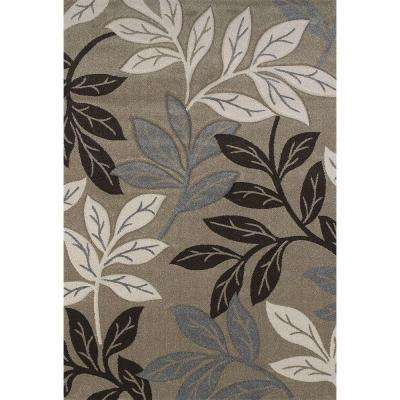 Freestyle Beige 5 ft. 3 in. x 7 ft. 6 in. Area Rug
