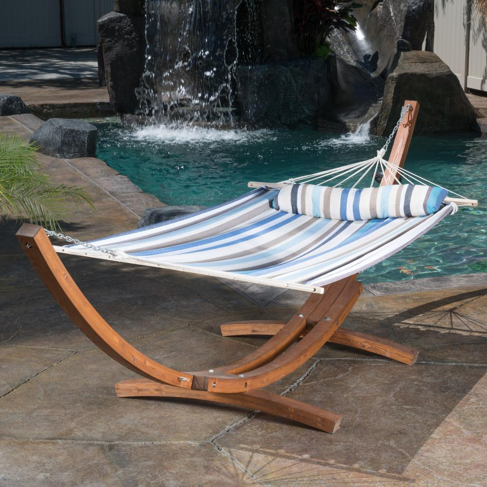 Great Free Standing Outdoor Hammock With Stand