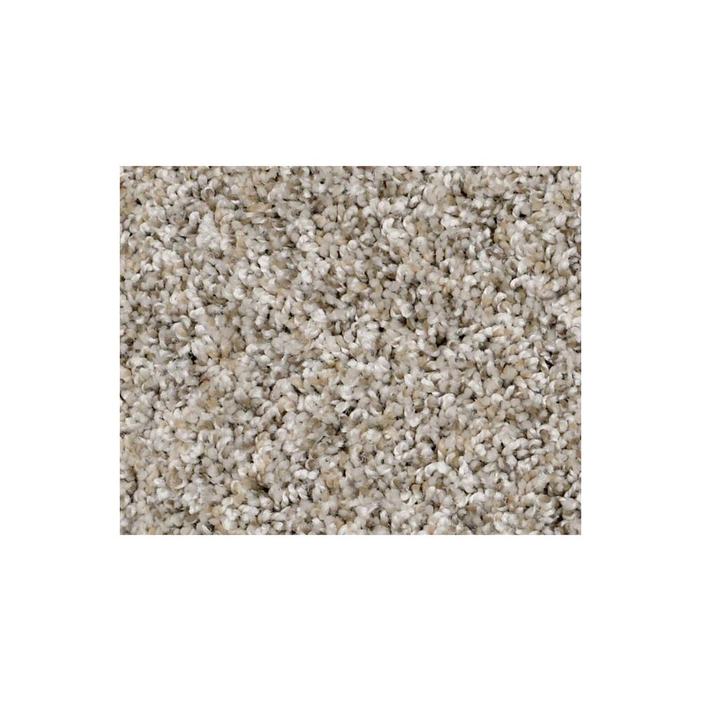 Home Decorators Collection Wholehearted III - Color Raw Linen Twist 12 ft. Carpet