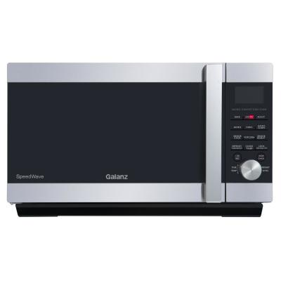1.6 cu. ft. Countertop SpeedWave 3-in-1 Convection Oven, Microwave with Combi Speed Cooking in Stainless Steel
