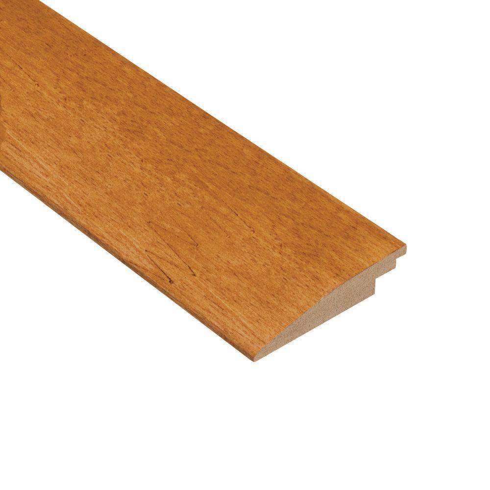 Home Legend Maple Sedona 3/8 in. Thick x 2 in. Wide x 78 in. Length Hardwood Hard Surface Reducer Molding-DISCONTINUED