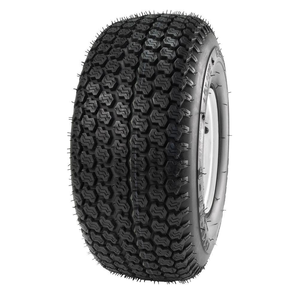 Martin Wheel K500 Super Turf 15X6.00-6 4-Ply Turf Tire by Martin Wheel