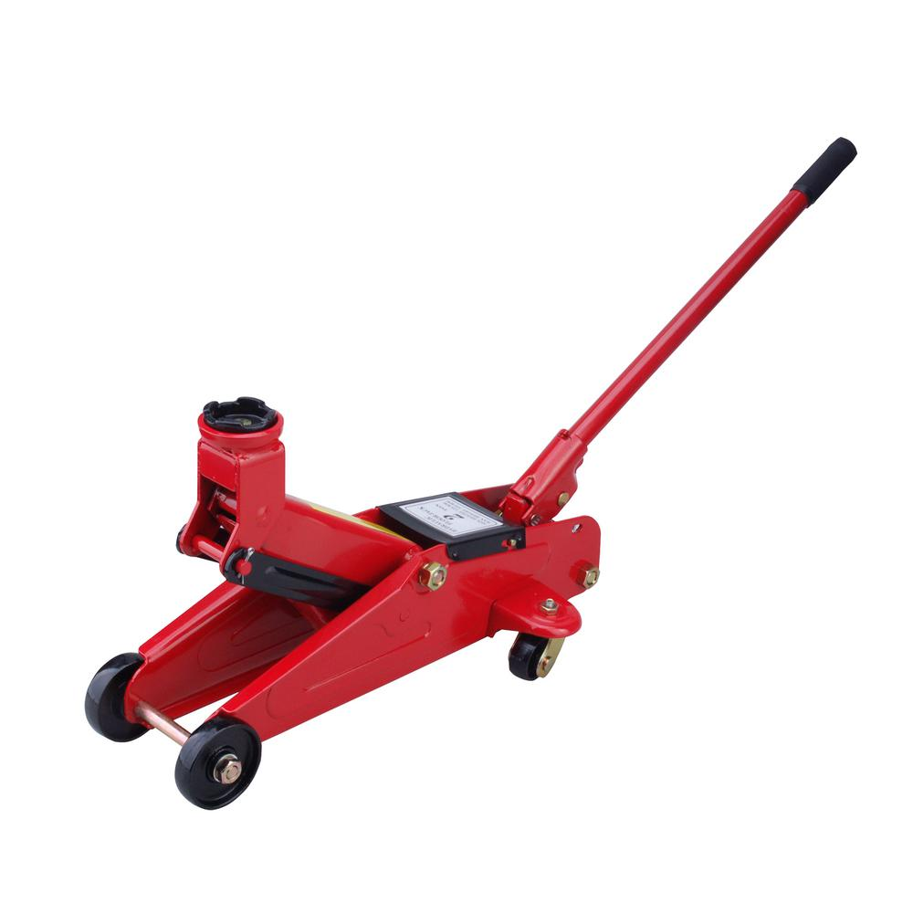 4000 lbs. Capacity Hydraulic Trolley Floor Jack