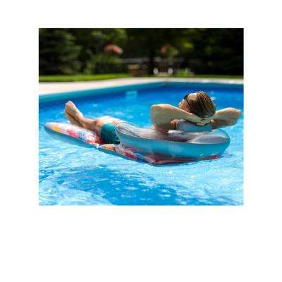Convertible Lounger 74 in. L