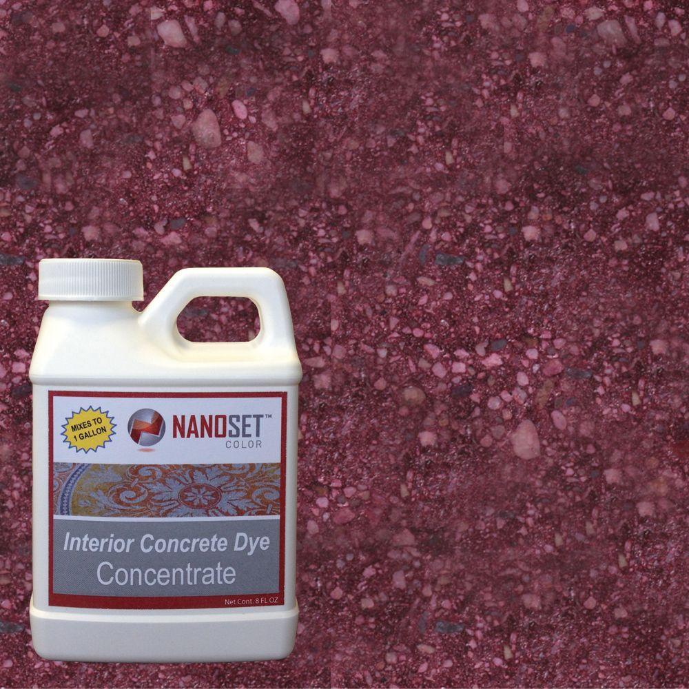 NanoSet Color 32-oz. Dark Quartz Interior Concrete Dye Stain Concentrate