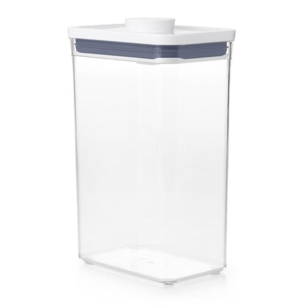 Oxo Good Grips 2 7 Qt Medium Rectangle Pop Container With
