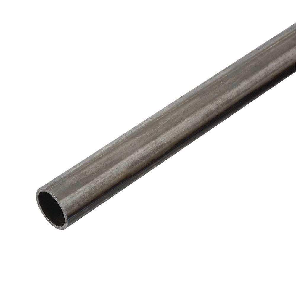 36 in. x 3/4 in. x 1/16 in. Plain Steel Round Tube