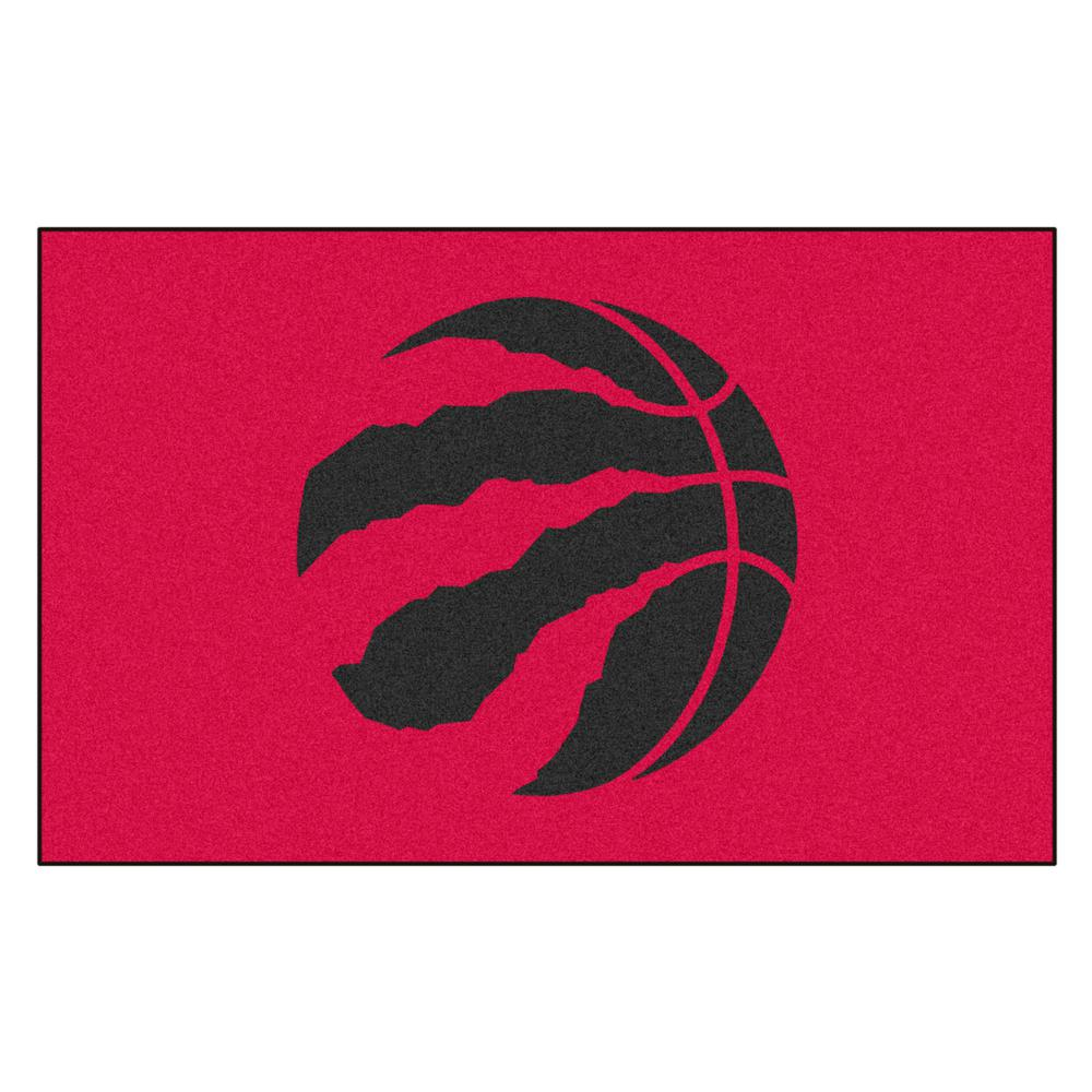 FANMATS Toronto Raptors 5 ft. x 8 ft. Ulti-Mat