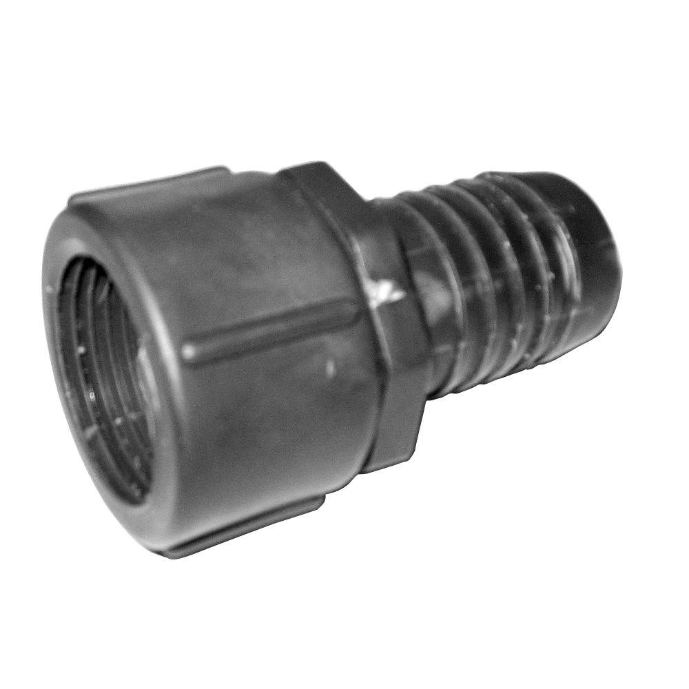 1 in. PVC Female Adapter Pipe and Fittings