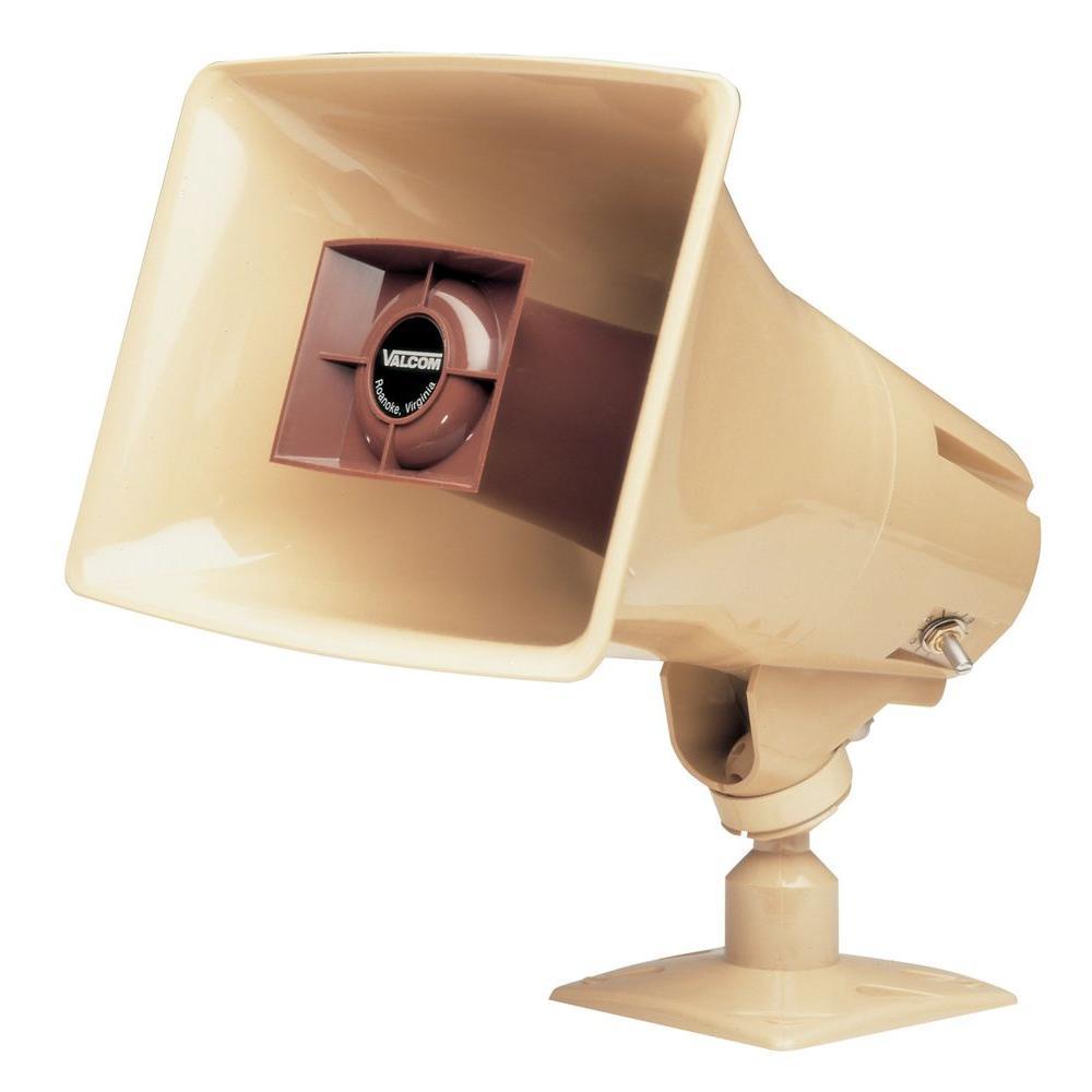 30-Watt High-Efficiency Horn