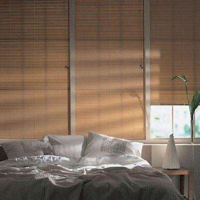 Riviera 1 in. Classic Aluminum Mini Blind