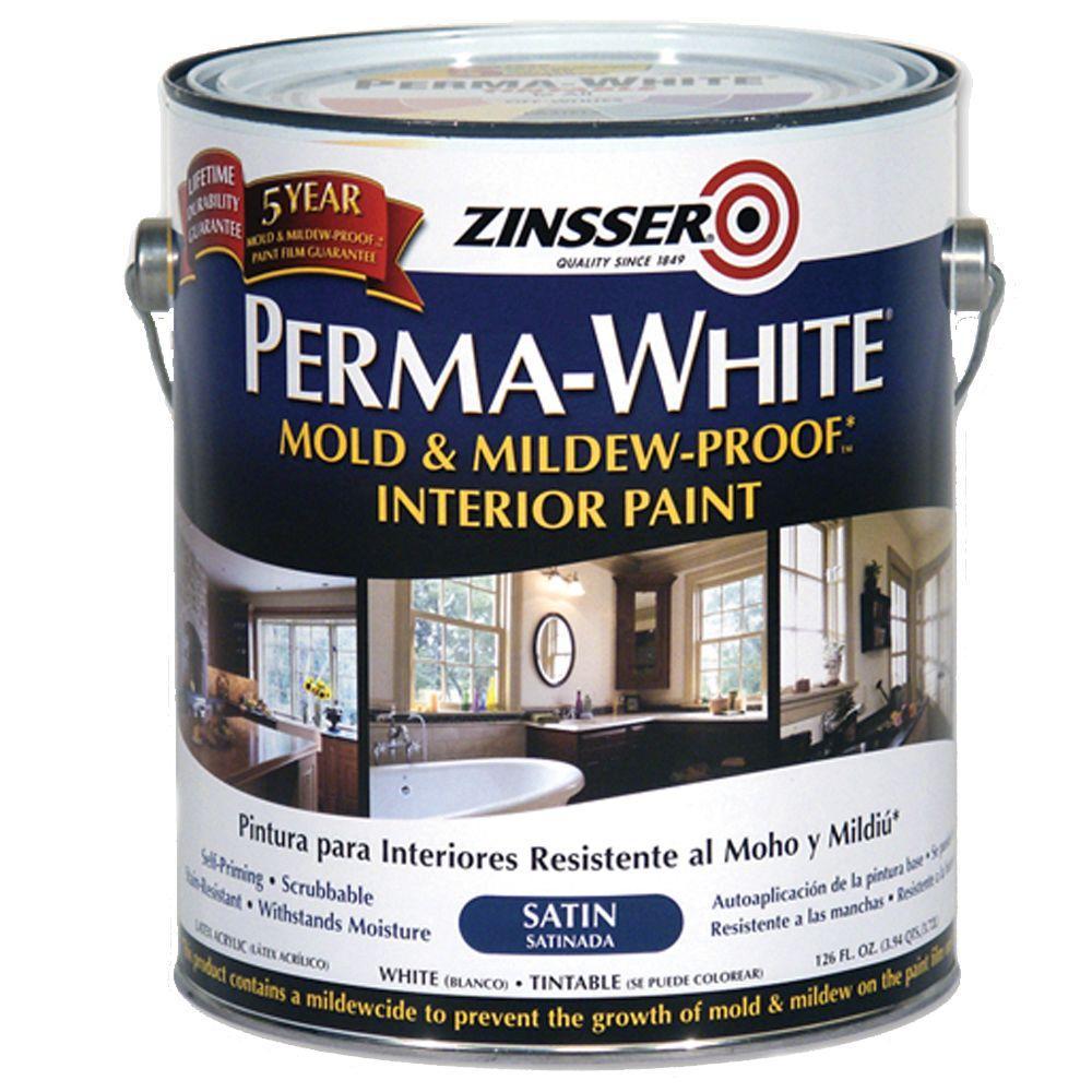Zinsser 1-gal. Perma-White Satin Primer-DISCONTINUED