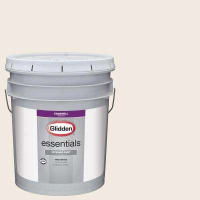 #HDGWN03 Antique White Eggshell Interior Paint
