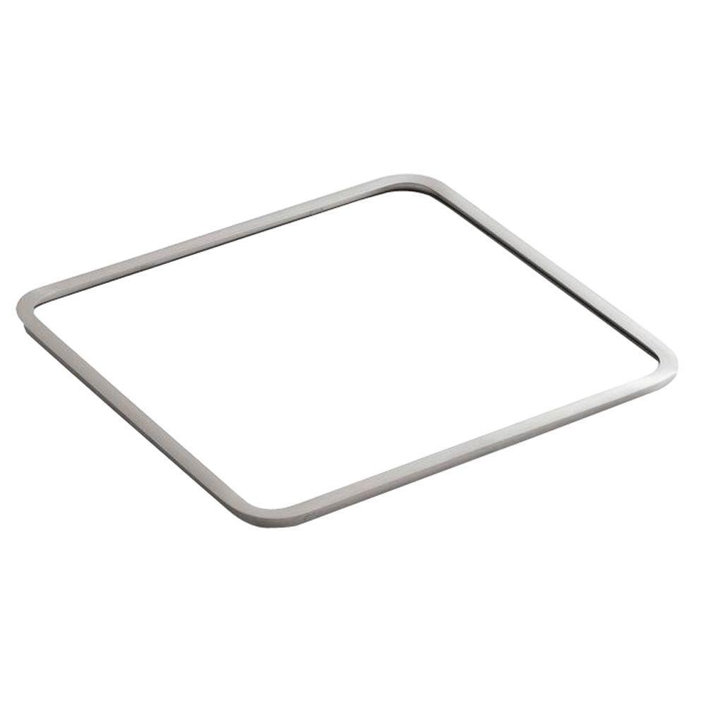 KOHLER Metal Bathroom Sink Frame