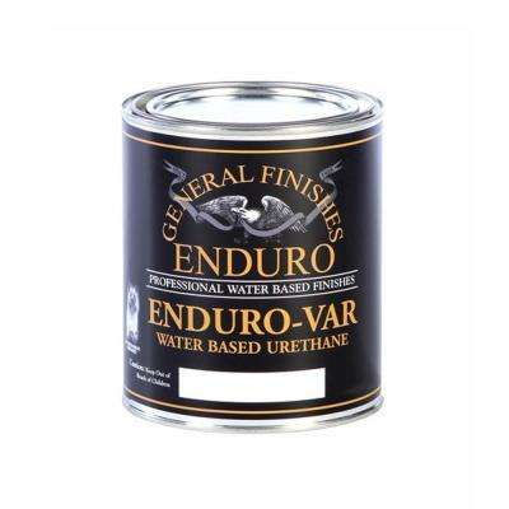 1 gal. Gloss Enduro-Var Urethane Interior Topcoat