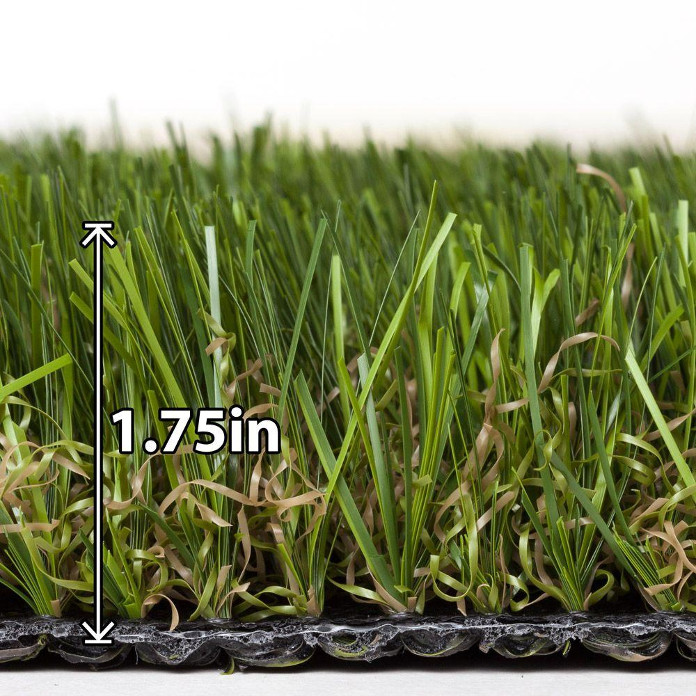 Tundra 3-3/4 ft. x 9 ft. Spring Lawn Artificial Turf