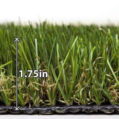 Tundra 7-1/5 ft. x 13 ft. Spring Lawn Artificial Turf