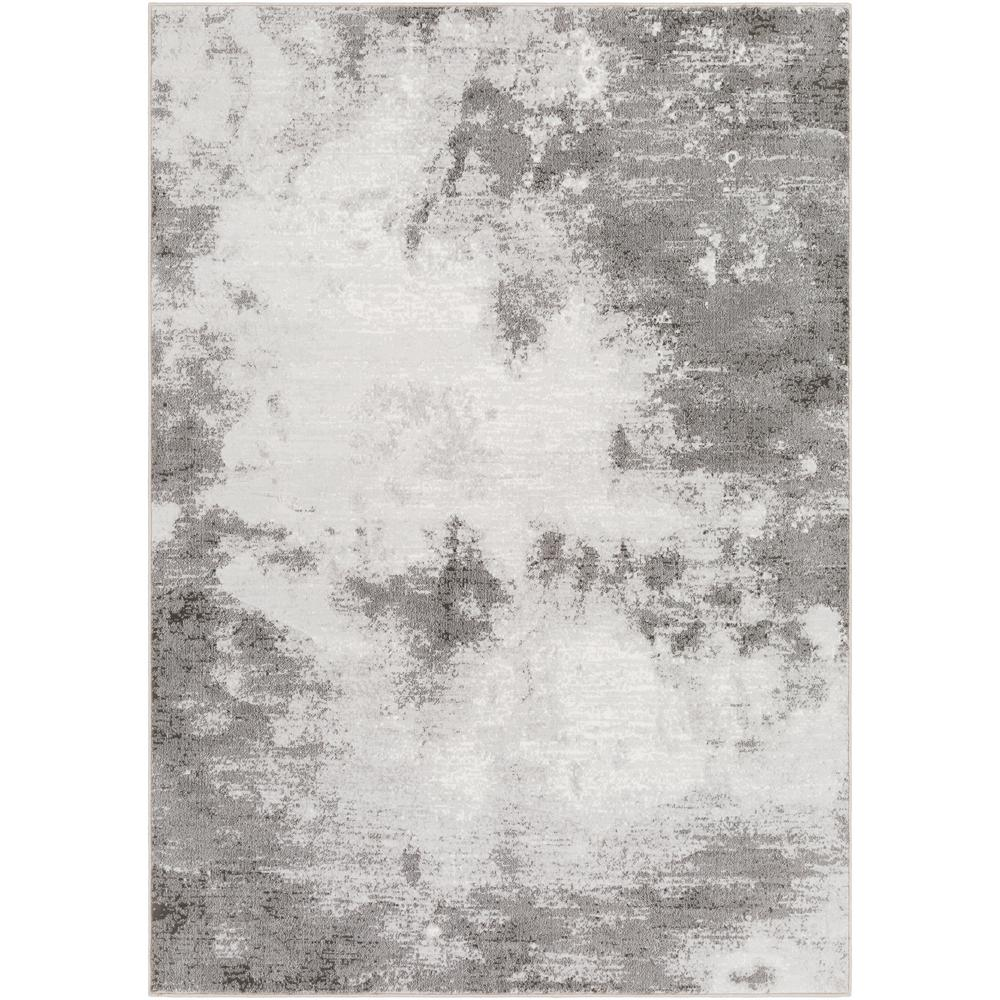 Artistic Weavers Cyra Light Grey 9 Ft 2 In X 12 Abstract Area Rug