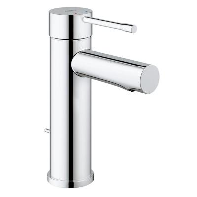 Essence New Single Hole Single-Handle 1.2 GPM Bathroom Faucet in StarLight Chrome