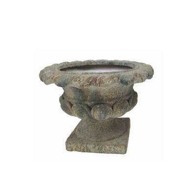 Paris 1968 Magnesium Small Garden Urn Planter