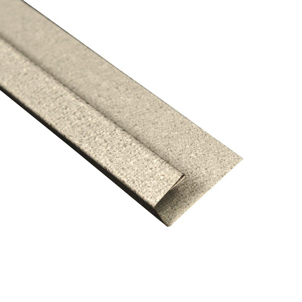 Metal Sales 5 In X 10 5 Ft J Channel Drip Edge Flashing