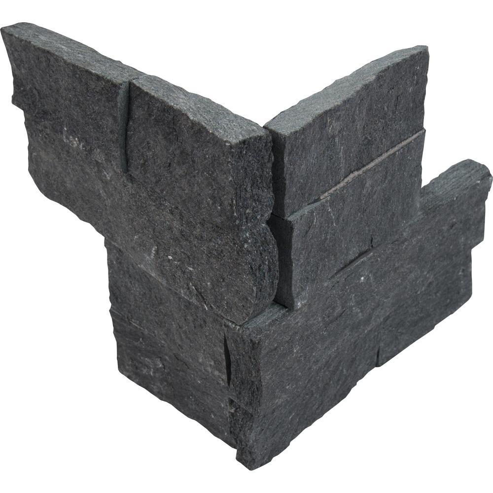 Coal Canyon Ledger Corner 6 in. x 6 in. x 6