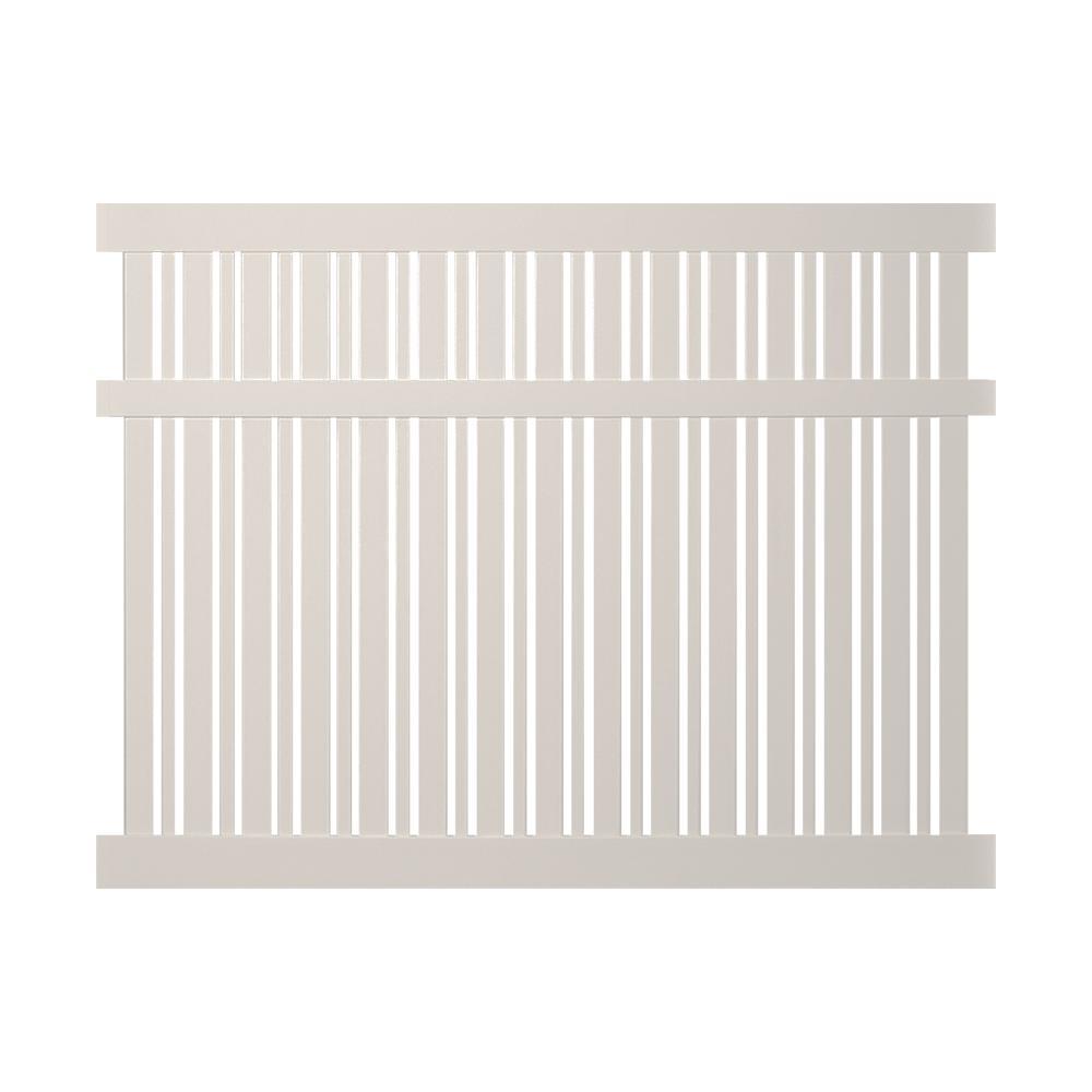 Vinyl fencing the home depot