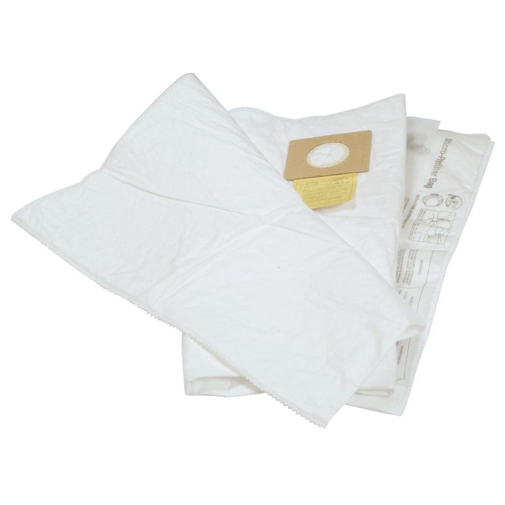 Wunderbag Micro Pre-Filter (2-Pack) for Dustless Wet+Dry Standard and HEPA Vacuum