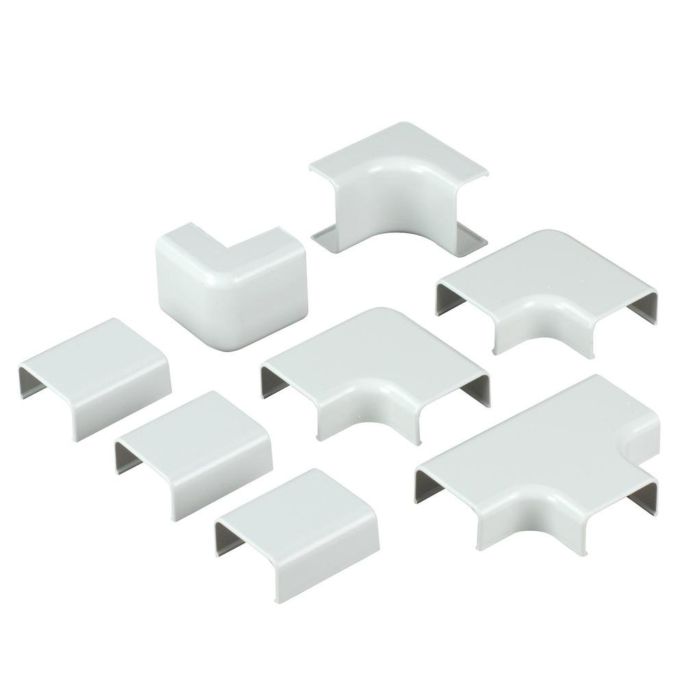 Legrand Wiremold CordMate III High-Capacity Cord Cover Accessory Pack