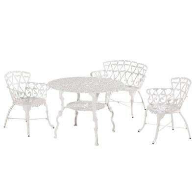 Arriva 4-Piece Patio Dining Set
