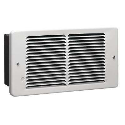 120-Volt 1500-Watt Pic-A-Watt Electric Wall Heater in White