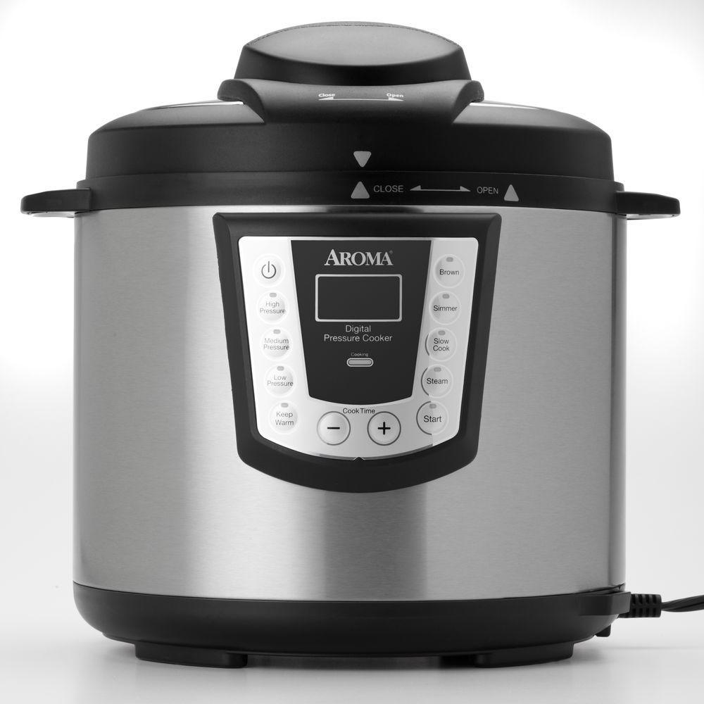 AROMA 6 l. Pressure Cooker-DISCONTINUED