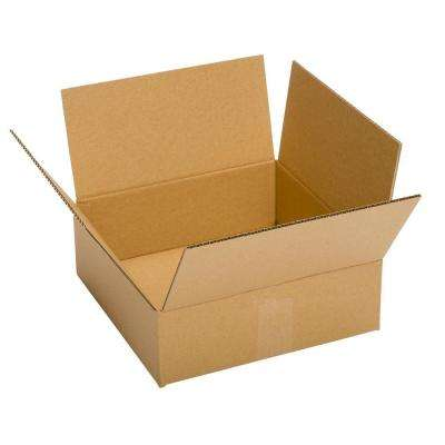 13 in. L x 10 in. W x 4 in. D Box (25-Pack)