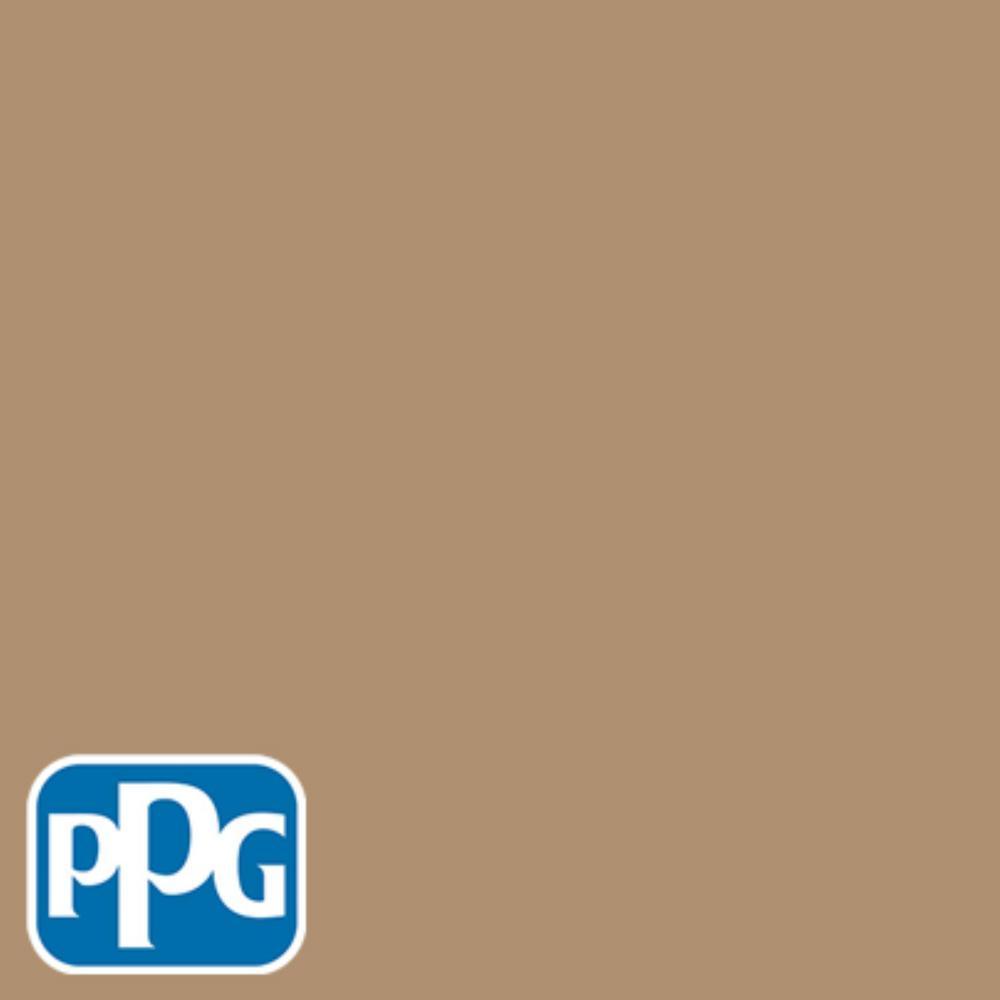 Hdppgwn20 Warm Caramel Satin Interior Exterior Paint Sample