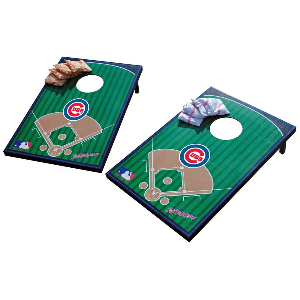 Wild Sports Chicago Cubs Tailgate Cornhole Toss
