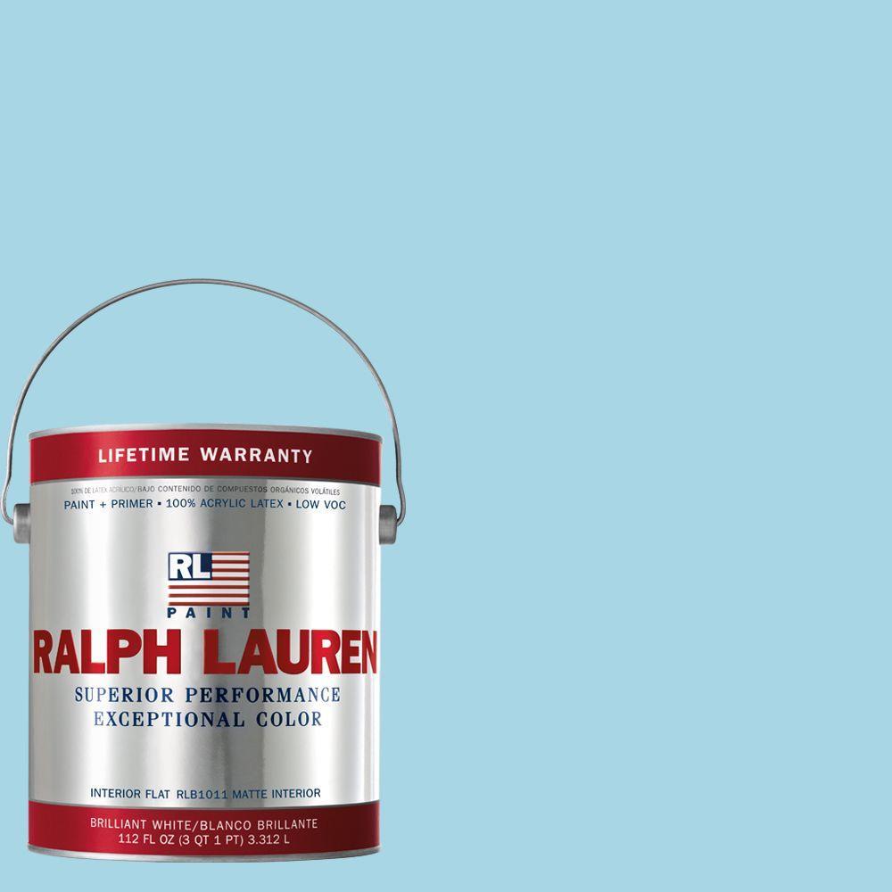 Ralph Lauren 1-gal. Pocket Square Flat Interior Paint